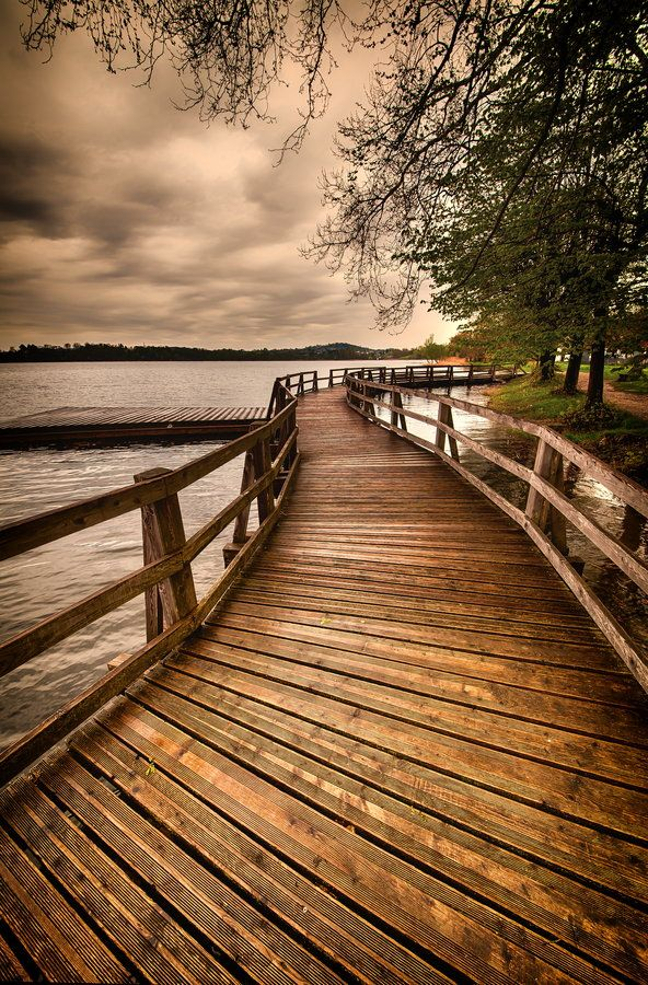 Gavirate - Lago di Varese by Roberto Roberti, Varese, Province of Varese , Lombardy region