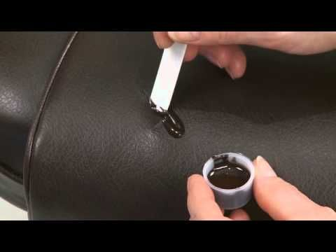 How To Repair Fake Leather Couch Installing A Garage Door