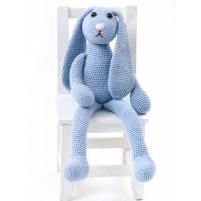 Free Intermediate Toy Crochet Pattern