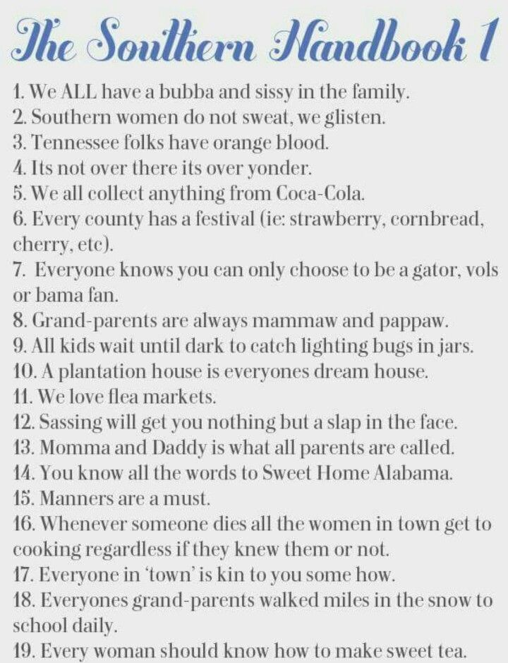 Best 25 southern belle quotes ideas on pinterest southern girl except for the mammaw and papaw part we say grandmama and grandaddy pronofoot35fo Choice Image