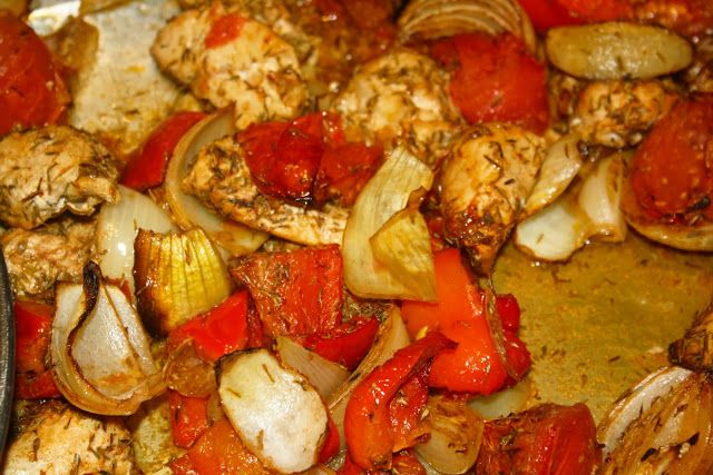Tray Baked Chicken