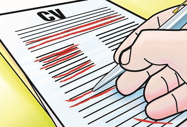 Tražite posao Ovih 9 stvari odmah izbacite iz svog CVja