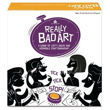 Really Bad Art Board Game