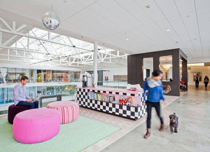 Creative workplace office beautiful mostbeautiful mostcreative architecture deco