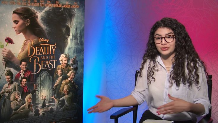 Beauty and the Beast Interviews conducted by KIDS FIRST! Film Critic Maria G. #KIDSFIRST! #Disney #BeautyandtheBeast