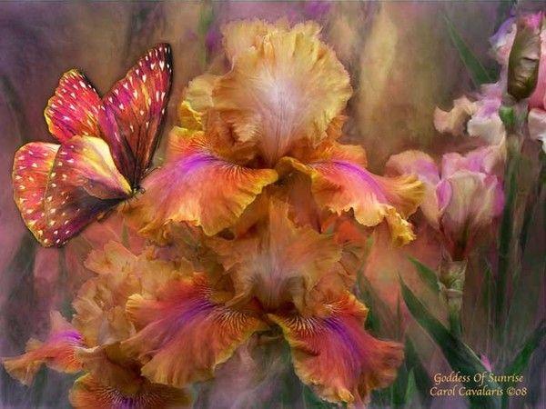 La artista Carol Cavalaris - Apertura: Colores del Mundo clásicos - Arte de Ser - Editorial - línea de vida