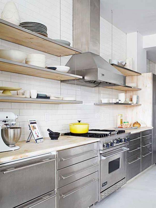 15 moderne Küchenschränke für Ihr ultra-moderne…
