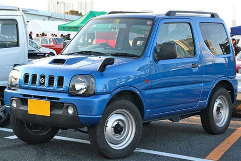 Suzuki Jimny Repair Manual