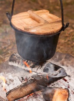 Consider saving the ashes from this summer's campfires, backyard fire pits and even your home's fireplace or wood stove, did you know they can be spread throughout the garden to act as an organic soil booster? They'll also deter pests too! Here's how it works: