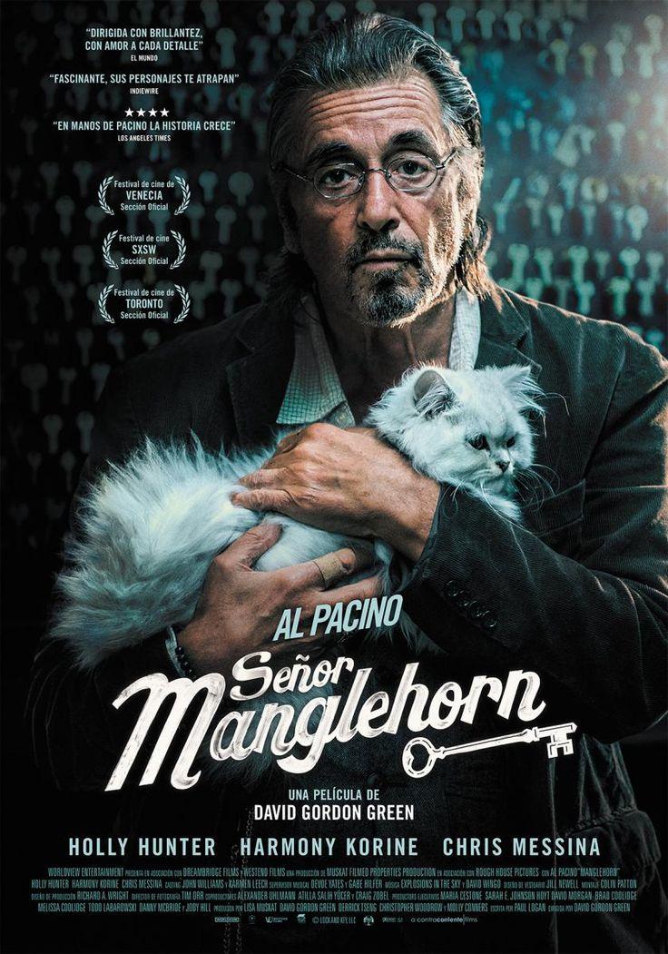 Sección visual de Señor Manglehorn - FilmAffinity