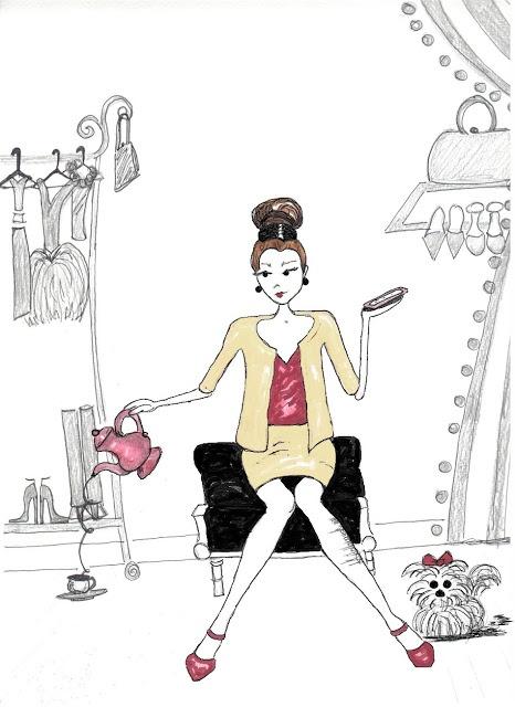 Wobisobi: My Art   Fashion Illustrations   Pinterest   Art, My arts and Illustration