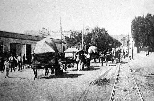 Rambla Pulido 1900
