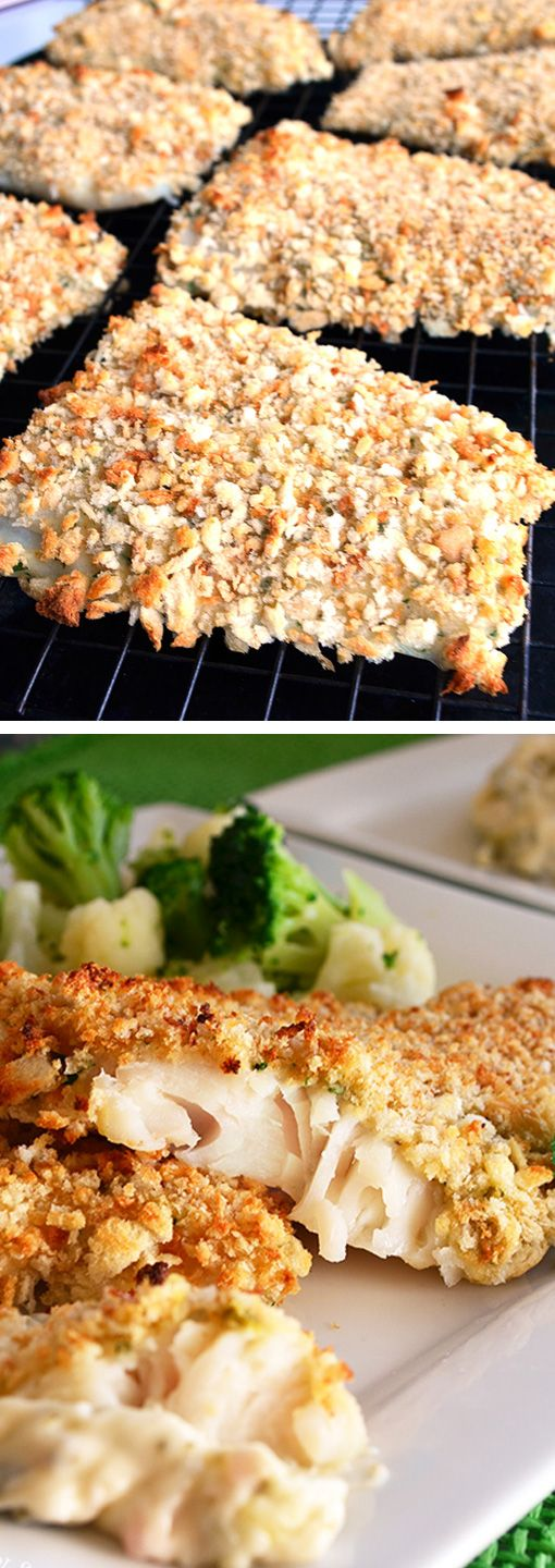 This healthy recipe for Skinny Oven Fried fish is a fantastic alternative to store bought frozen fish in a bag. Plus the best tartar sauce recipe ever included!