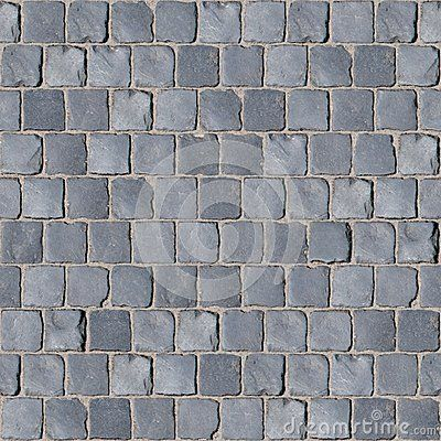 Historical street pavement from old Paris.  The texture is horizontal and vertical seamless and can be tiled.