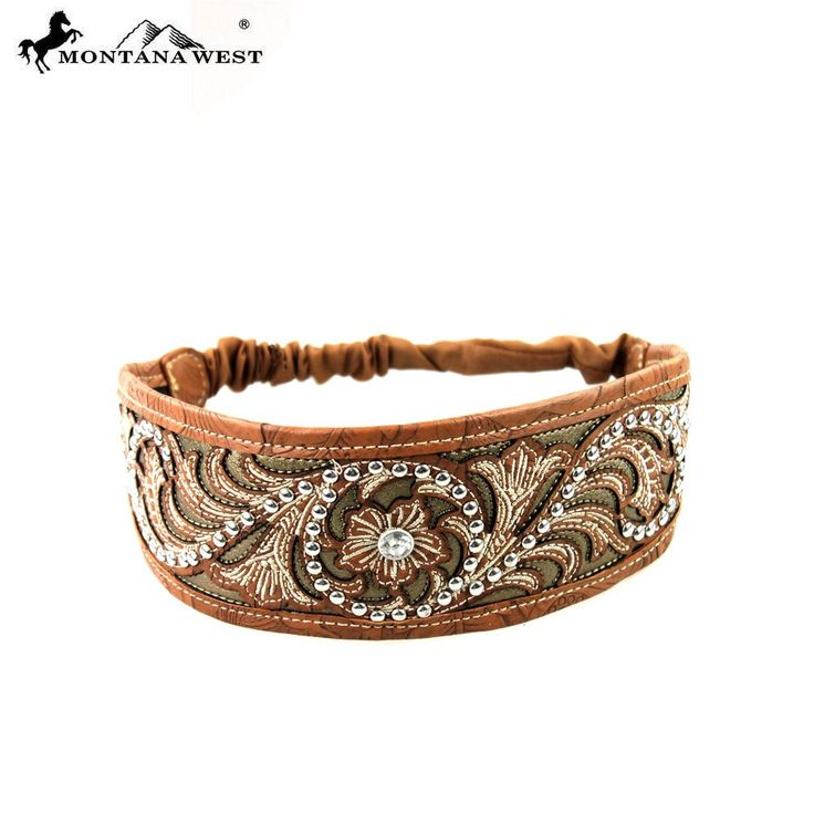 Montana West® Western Bling Bling Fashion Headbands