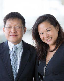 Joanne Kan and Eric Yang  Hong Kong  Royal Crown Diamond | Young Living Essential Oils