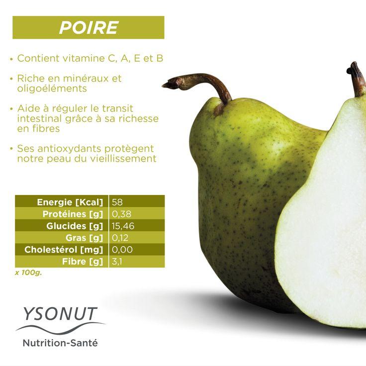 Les poires sont originaires d'Asie Centrale, le saviez-vous ? La #poire est un fruit riche en #eau et donc très rafraîchissant. En connaissez-vous toutes les variétés ?