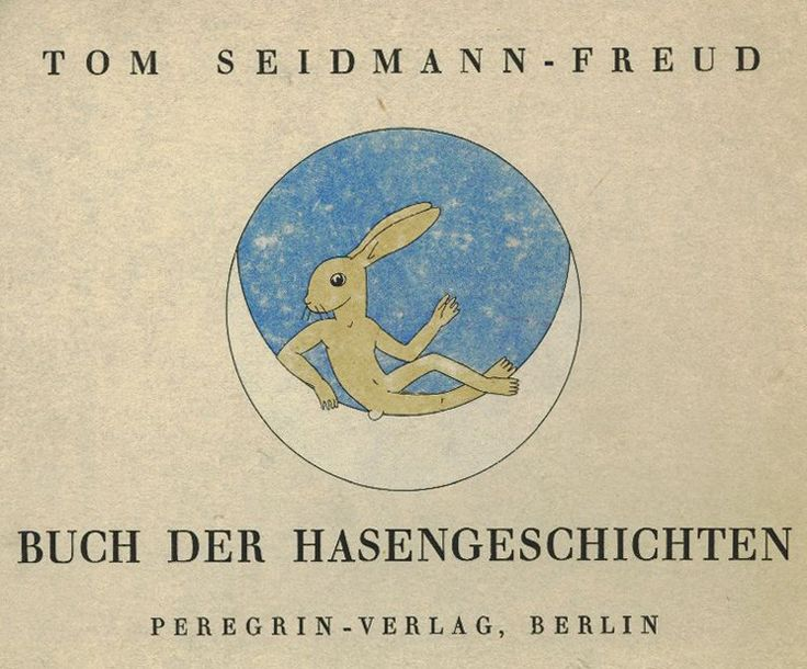 The Rabbit Dreams - Tom Seidmann Freud