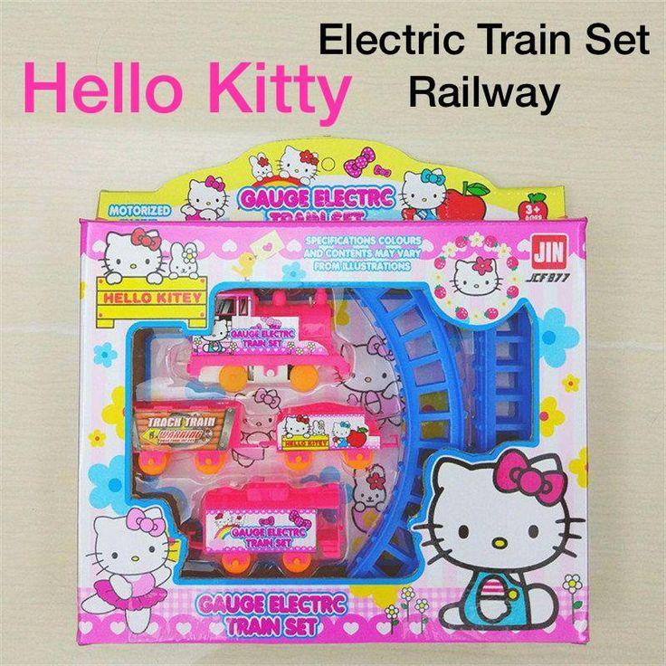 Electric Classical Train Harga Online di Malaysia