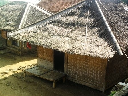 west java traditional indonesian house