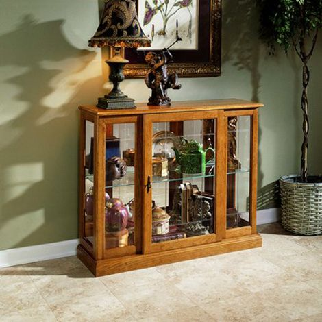 158 Best Images About Curio Cabinets On Pinterest Traditional Green Cabinets And