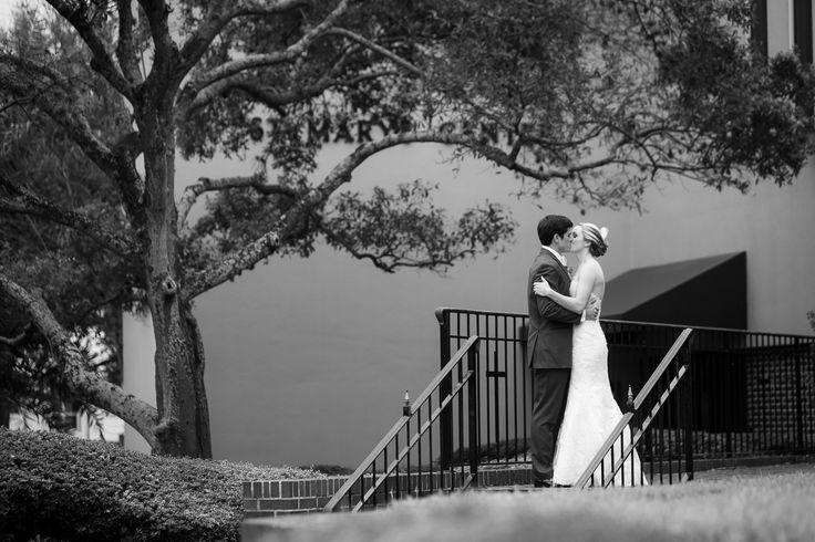 Classic & Chic Winter Wedding on Borrowed & Blue.