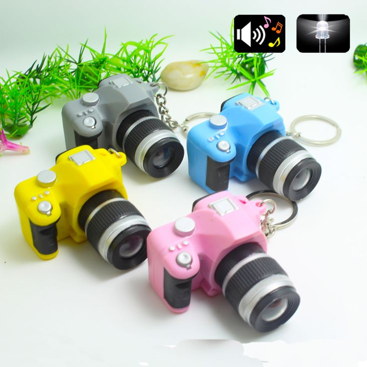 2016 LED Cameras Car Key Chains Toys Sound Glowing Pendant Doll Gifts Cameras Light Up Toys Keychain Camera #>=#>=#>=#>=#> Click on the pin to check out discount price, color, size, shipping, etc. Save and like it!