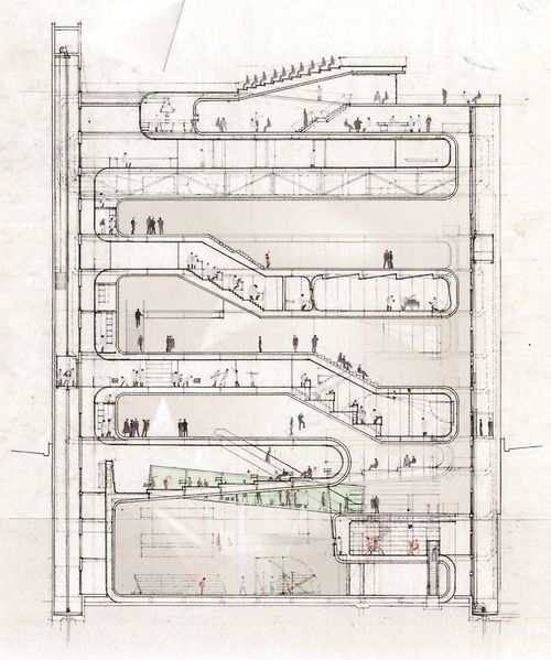 The Eyebeam Museum of Art and Technology Diller Scofidio + Renfro 2004