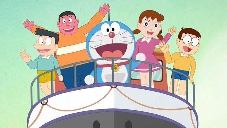 Doraemon Finger Family Nursery Rhyme | Finger Family Collection by Kids ...
