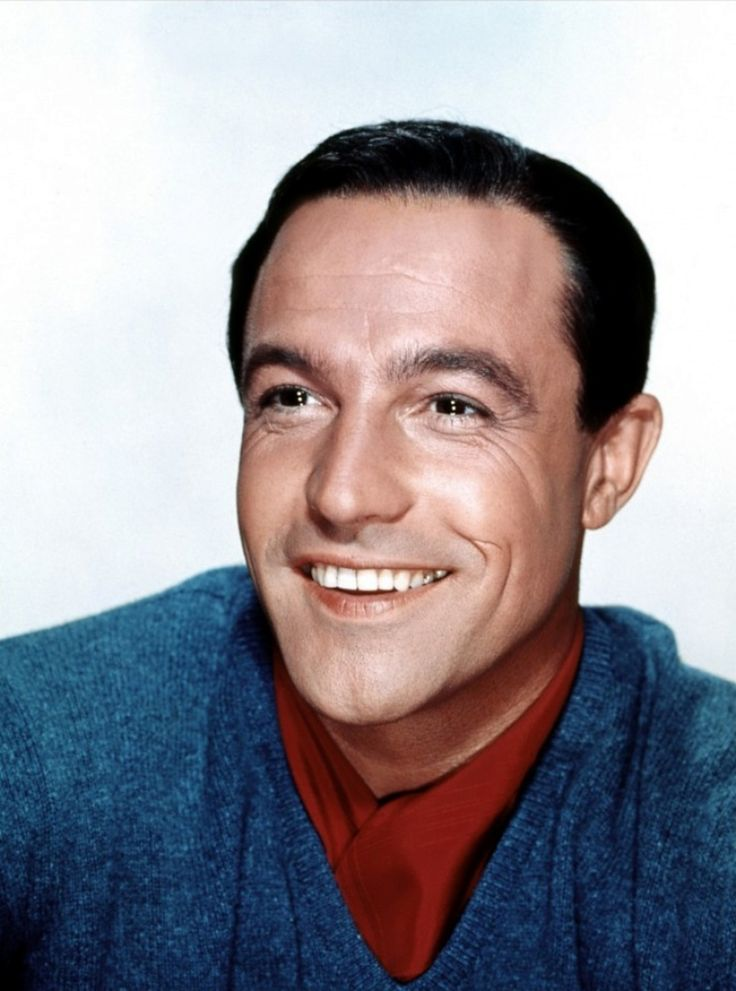 Gene Kelly....My First Crush!