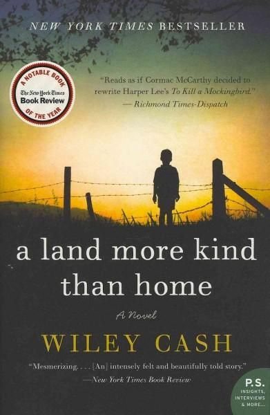 In his phenomenal debut novela mesmerizing literary thriller about the bond between two brothers and the evil they face in a small North Carolina townauthor Wiley Cash displays a remarkable talent for