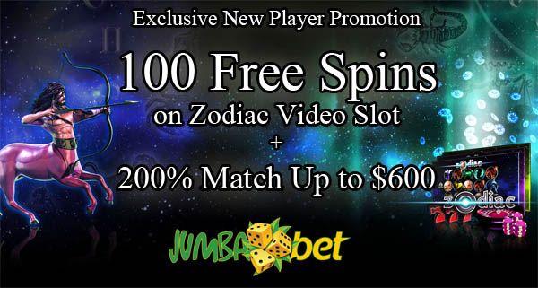 Jumba Bet Casino 25 Free Bonus