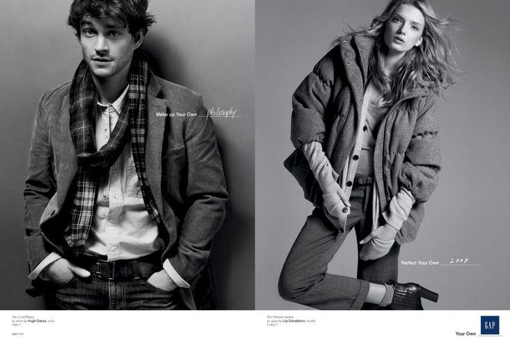 GAP american clothing brand new york men and women