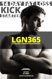 GAIN MUSCLE, LOSE FAT, AND LOOK GREAT NAKED | Generation Engelmundus