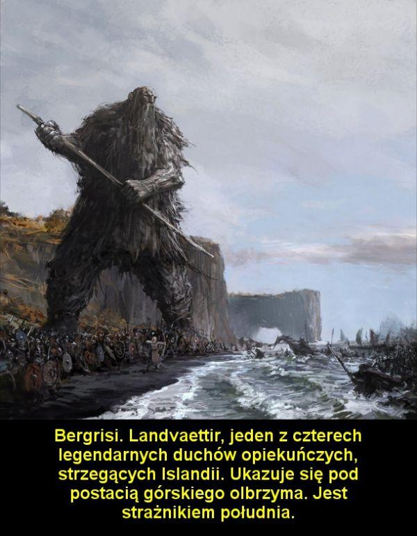 Mitologia nordycka na obrazach Asgeira Jona Asgeirssona obrazek 10