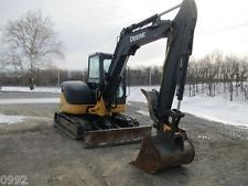 2011 John Deere 60D Hydraulic Excavator Full Cab Air Heat 1882 Hours apply to finance www.bncfin.com/apply excavators for sale - excavator financing