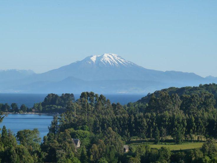 Vulcão Calbuco -  Puerto Octay , Chile