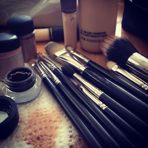 how to use every makeup brush