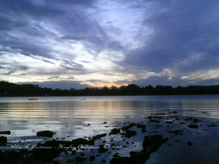 Blue Reflections  http://fineartamerica.com/featured/blue-reflections-hayley-anderson.html