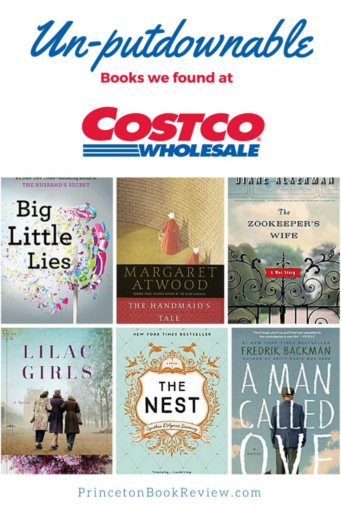 Costco Favorite Books