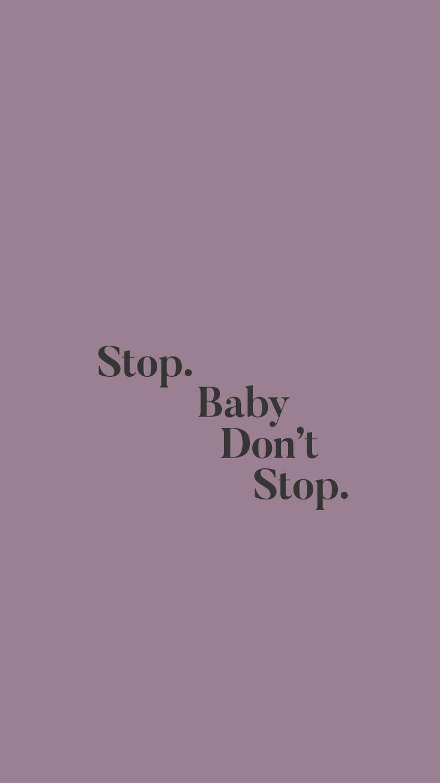 NCT U Taeyong Ten Stop Baby Don't Stop wallpaper lockscreen kpop