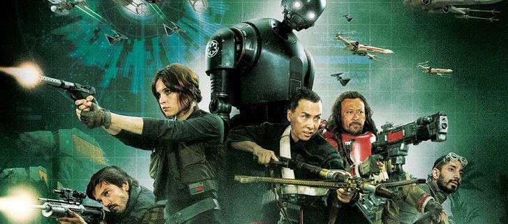 Rogue One y ¡Canta! dominan la taquilla USA, provocando el discreto estreno de Passengers y Assasin´s Creed