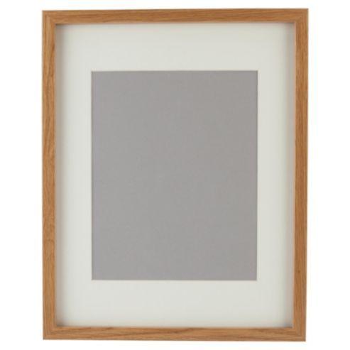 Tesco Basic Photo Frame Oak Effect 11