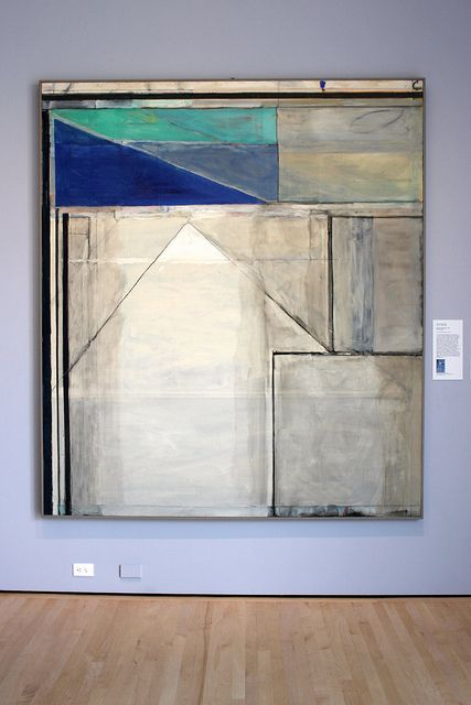 Ocean Park No. 94, by Richard Diebenkorn by JB by the Sea,