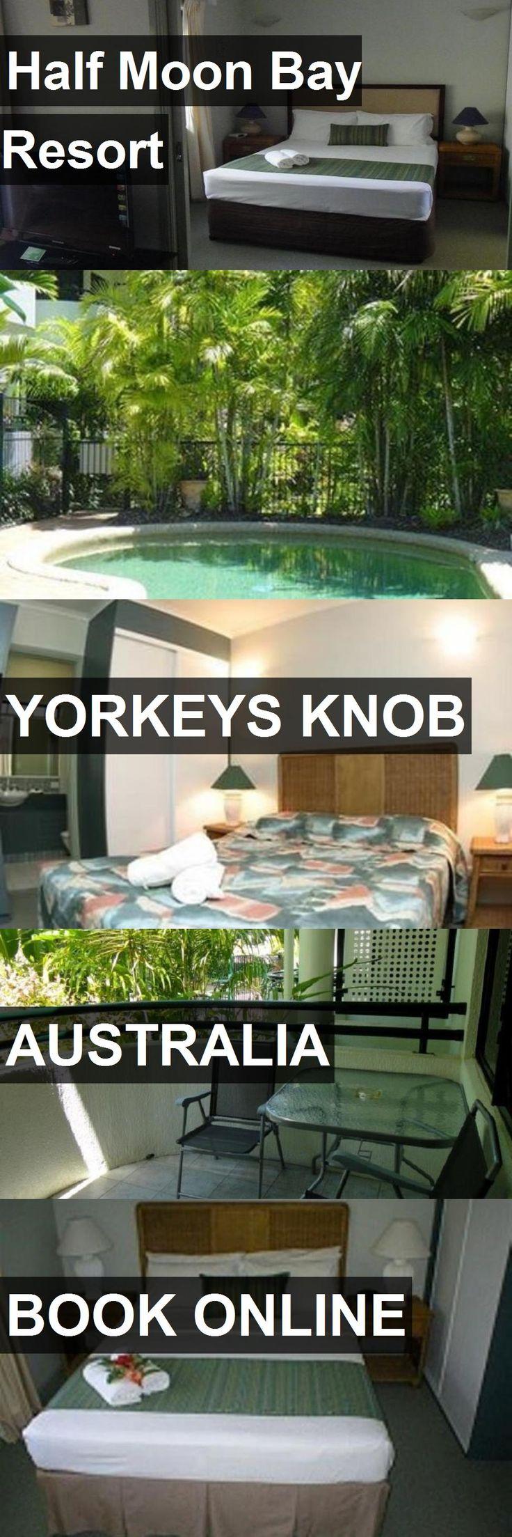 Hotel Half Moon Bay Resort in Yorkeys Knob, Australia. For more information, photos, reviews and best prices please follow the link. #Australia #YorkeysKnob #HalfMoonBayResort #hotel #travel #vacation