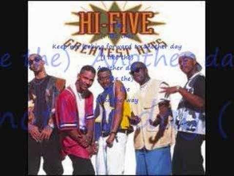 Hi-Five- I like the way (Kissing Game)