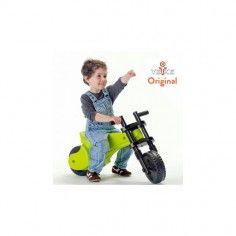 http://idealbebe.ro/ybike-bicicleta-original-green-p-15339.html YBIKE - Bicicleta Original Green