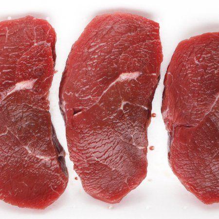 Round Minute Steak