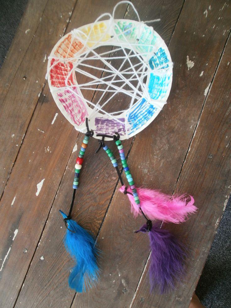Best 25 dream catcher craft ideas on pinterest craft for Dream catcher craft easy