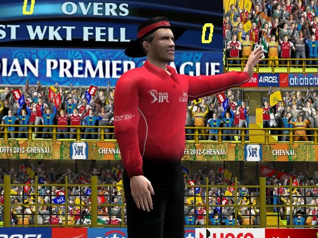ICL VS IPL PC Cricket Game Screenshots